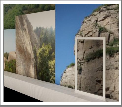 某博物馆互动滑轨屏方案定稿