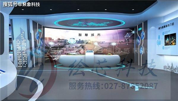 多屏互动 数字展厅方案_高端数字展厅_汽车数字展厅