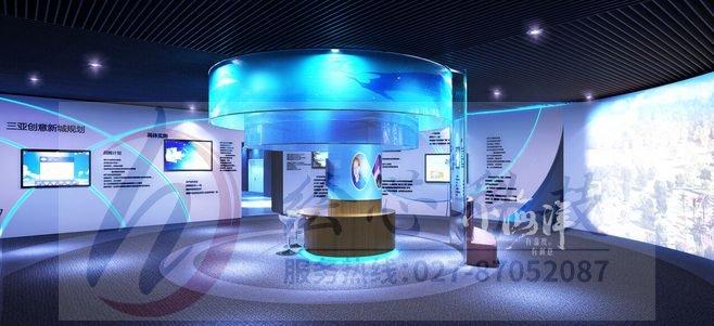四连屏 深圳数字展厅_数字虚拟展厅_汽车数字展厅