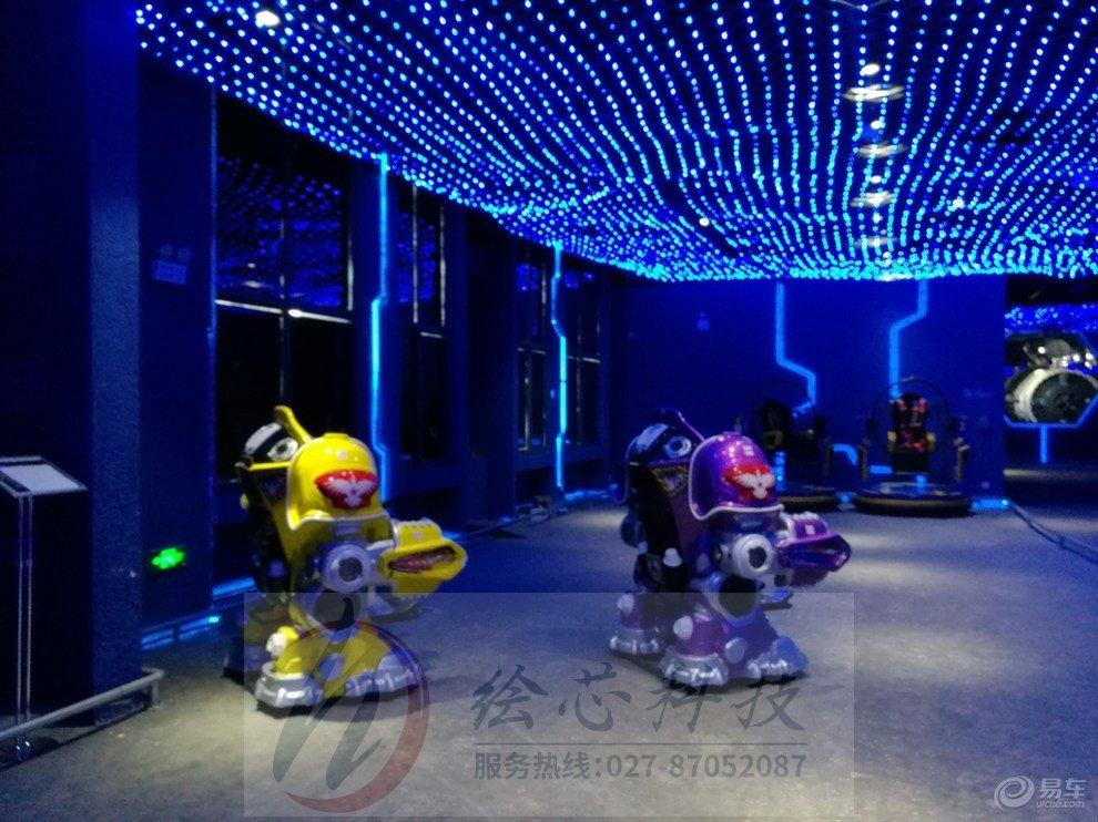 互动滑轨 无锡太空科技体验馆_无锡太空科技体验馆