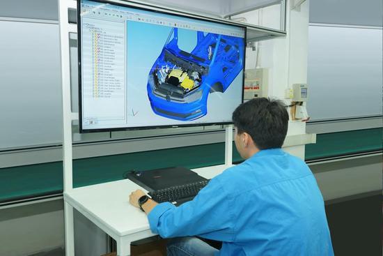 虚拟装配仿真软件_虚拟仿真软件_虚拟仿真实验室软件