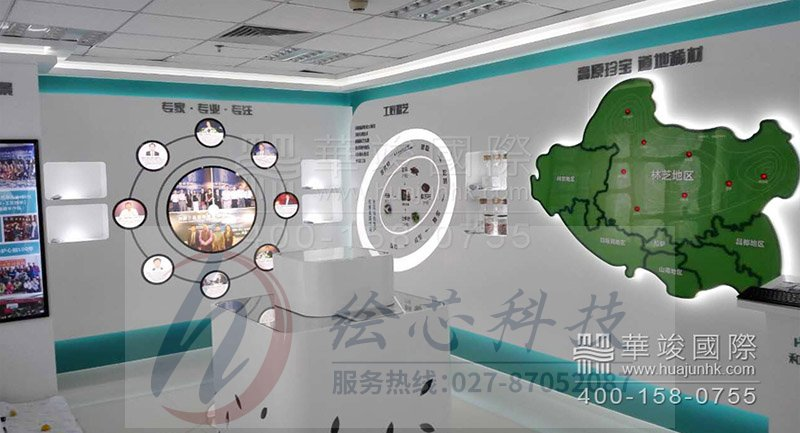 移动滑屏 玻璃展厅设计_展厅设计_玩具展厅设计