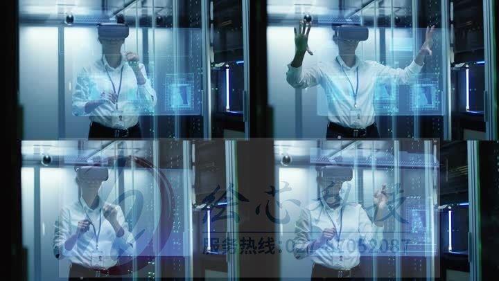 虚拟实验室 现实实验室_上海虚拟现实制作公司_上海舞美制作搭建公司