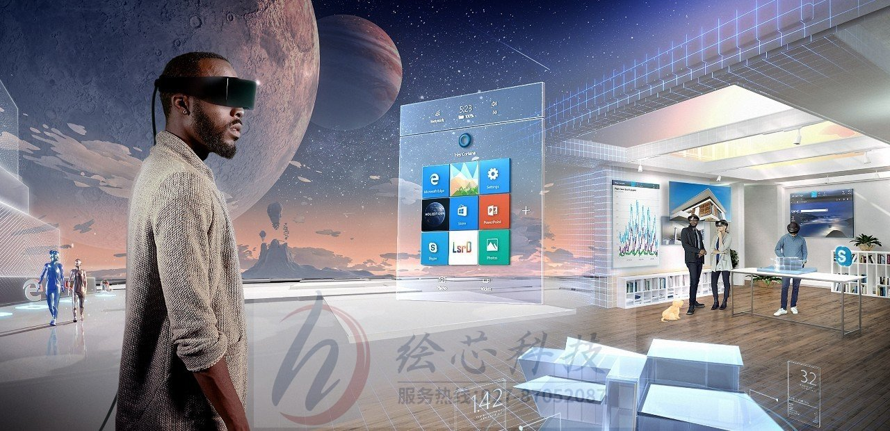 南宁开合门 虚拟现实系统有几部分组成?